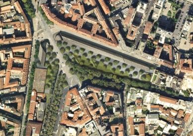Porta Volta v Miláně od H&deM - foto: Herzog & de Meuron