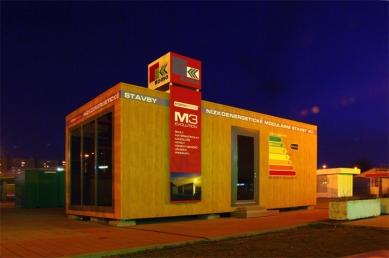 Novinka: Nízkoenergetický modul na stavebním veletrhu IBF 2010 v Brně - Nízkoenergetický modul na bratislavském stavebním veletrhu CONECO