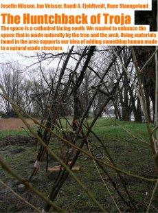 Výsledky studentského workshopu Trojská louka - The Hunchback of Troja / Trojský hrbáč
