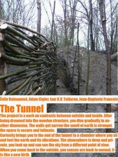 Výsledky studentského workshopu Trojská louka - The Tunnel / Tunel
