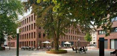 Diakonie v Düsseldorfu od baumschlager eberle architekten - foto: Baumschlager Eberle, Lochau