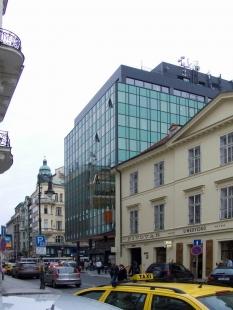 Otevřený dopis k zamýšlené přestavbě domu Albatros v Praze