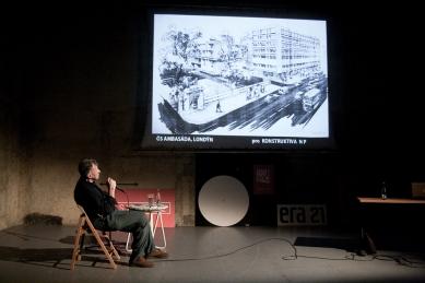 Jasan Burin - postřehy z červnové přednášky Kruhu - foto: Michal Ureš