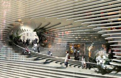 TED-Cube v Tchaj-wanu od BIG - foto: BIG - Bjarke Ingels Group