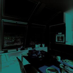 Promyšlená rekonstrukce nabízí udržitelný způsob výstavby - Rozšíření obytného prostoru zasklením terasy střešními okny VELUX. - foto: Damir Fabijanic