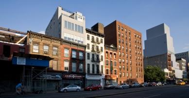 V New Yorku byla otevřena Fosterova Galerie Sperone Westwater - Původní situace
