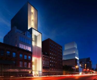 V New Yorku byla otevřena Fosterova Galerie Sperone Westwater