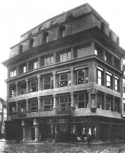 Josef Gočár byl velkým stavitelem českého kubismu