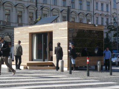 Osvobozené bydlení: FREEDOMEK Marka Štěpána - foto: Archiweb