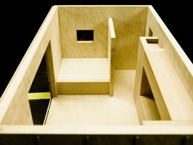 Osvobozené bydlení: FREEDOMEK Marka Štěpána - Model - foto: Archiv autora