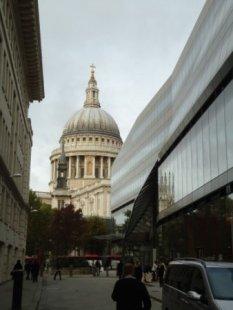 One New Change v Londýně od Jeana Nouvela