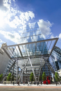 """""""Okurka"""" se stala symbolem Londýna, v City budou další mrakodrapy"""