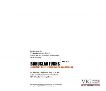 Ve Vídni začala výstava o architektovi Bohuslavu Fuchsovi