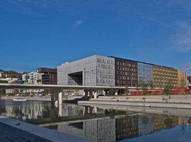 Le Monolithe v Lyonu od MVRDV - foto: MVRDV