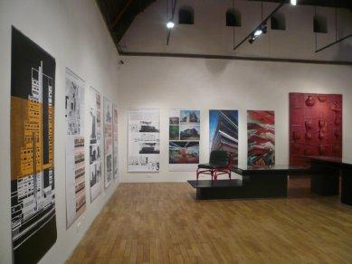 Výstava – Věra a Vladimír Machoninovi 60' / 70' - Expozice - foto: Archiweb