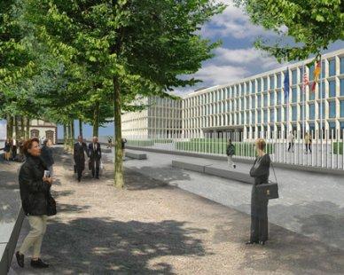 Ministerstvo vnitra v Berlíně od Müller Reimann Architekten