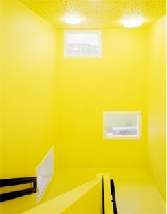 Základní škola v Berlíně od AFF Architekten - foto: Hans-Christian Schink, Berlín