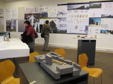 ARTSEMESTR 2011 – projekty z Umprumky - Architektura I - foto: Archiweb