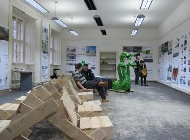 ARTSEMESTR 2011 – projekty z Umprumky - Architektura III - foto: Archiweb