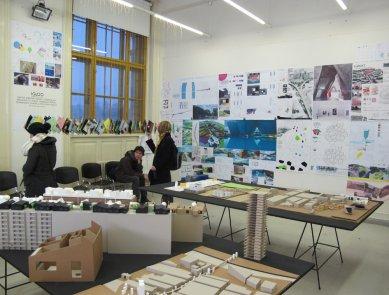 ARTSEMESTR 2011 – projekty z Umprumky - Architektura IV - foto: Archiweb