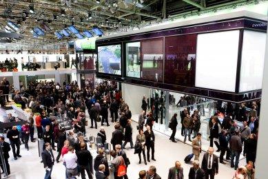 Expozice Schüco na veletrhu BAU nabídla návštěvníkům nový pohled na trvale udržitelnou výstavbu budov
