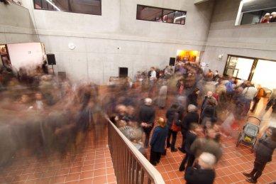 FA ČVUT Otevření / Opening - fotoreportáž ze čtvrteční slavnosti - Hosté - foto: Jan Hromádko