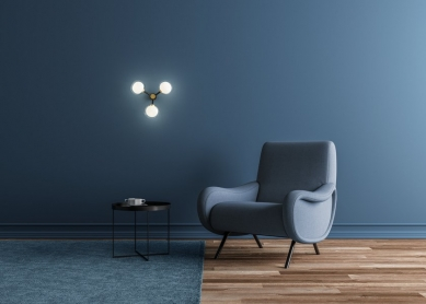 ILUMIX light - TOOY Nabila wall